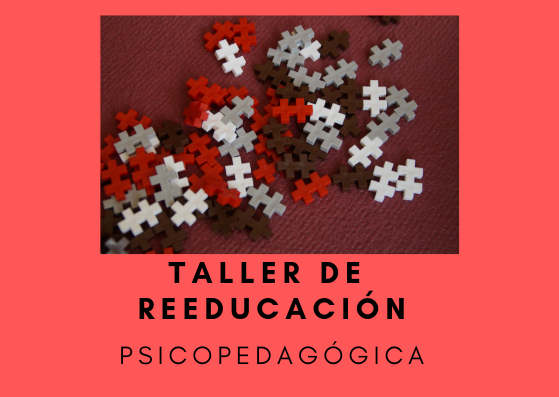 TALLER REEDUCACION PSICOPEDAGOGICA TDAH TOLEDO